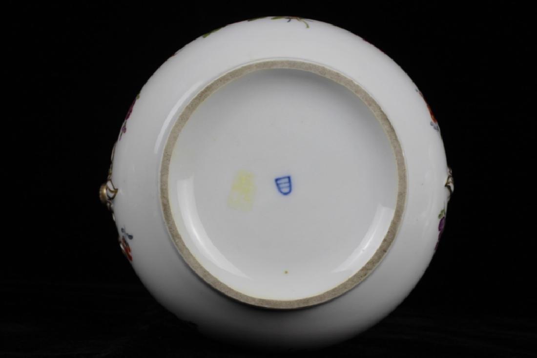 Vienna Bowl, Early Underglaze Mark - 6