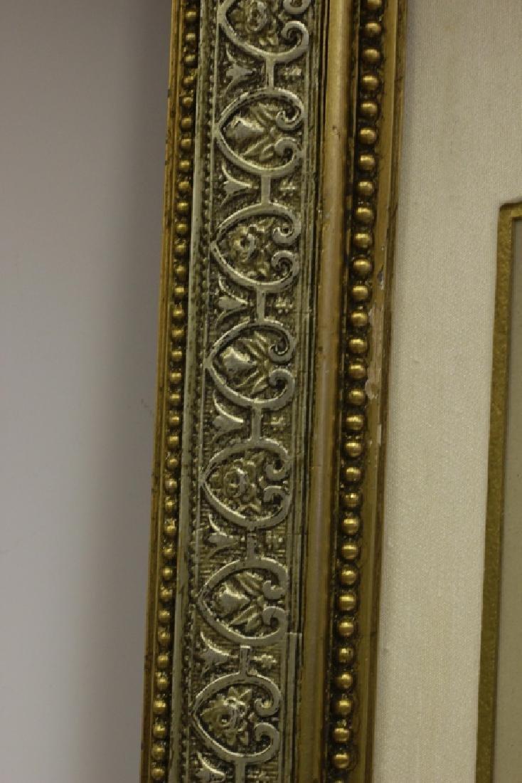 Late 19thc Large Porcelain Plaque - 4