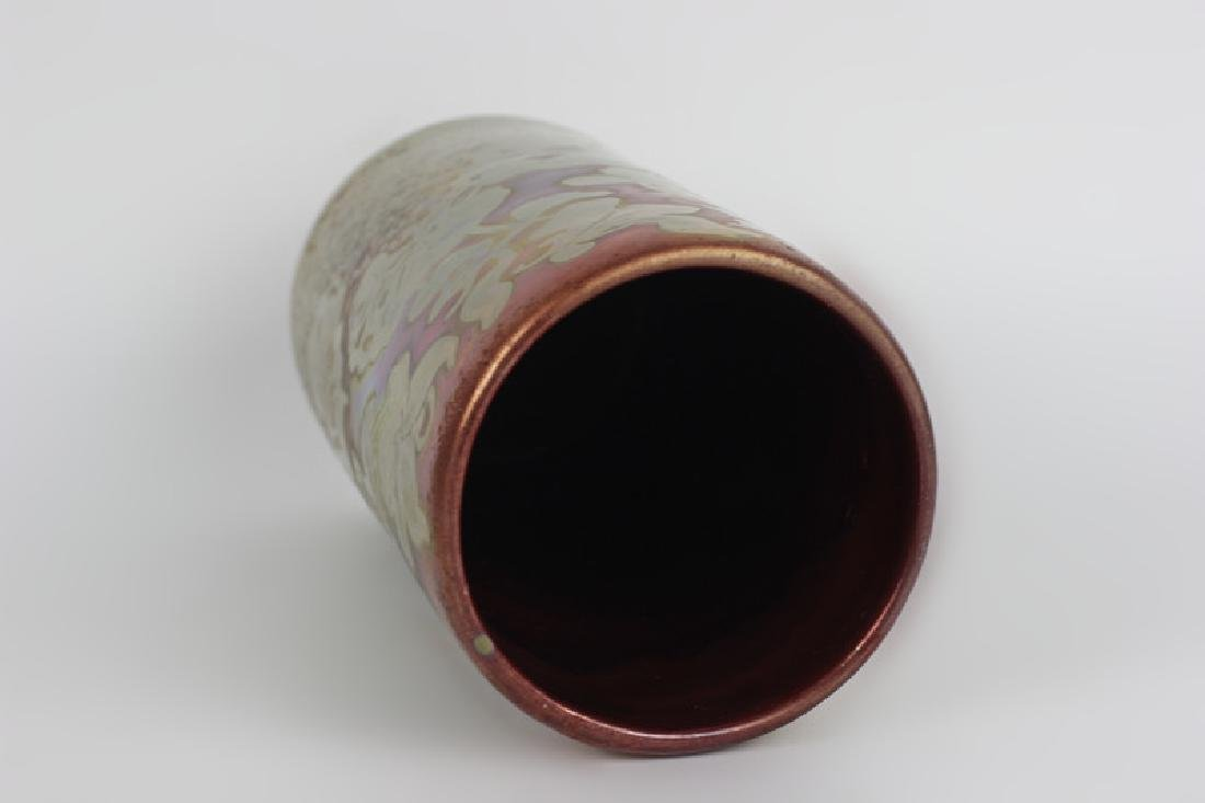 Weller Pottery Vase. Signed - 3