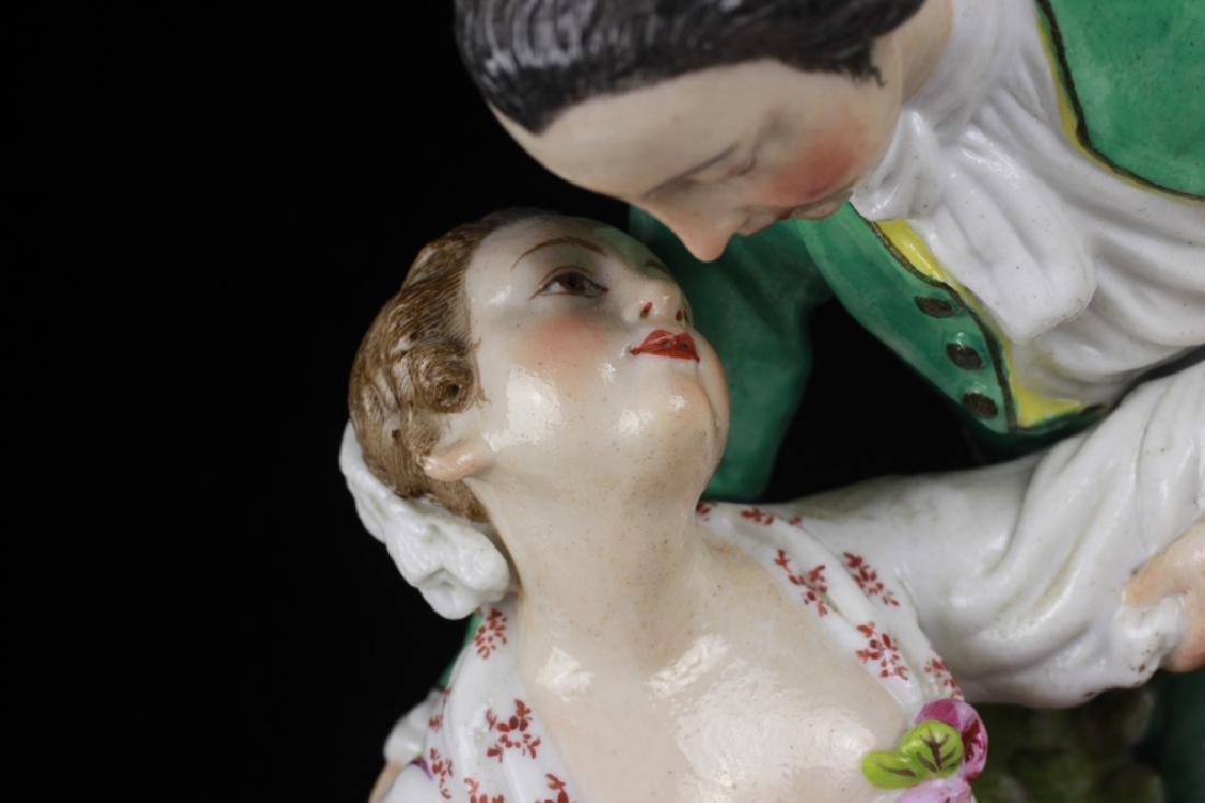 19thc Large Continental/Russian Porcelain Figure - 2