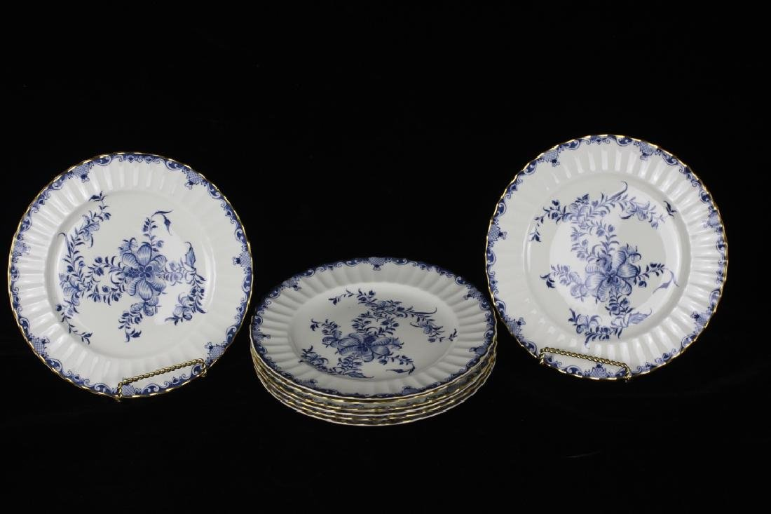 Set of 8 Royal Worcester Plates - 2