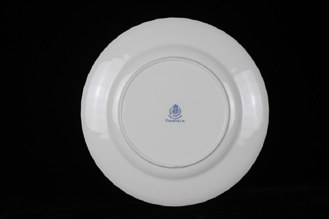 Set of 8 Royal Worcester Plates - 6