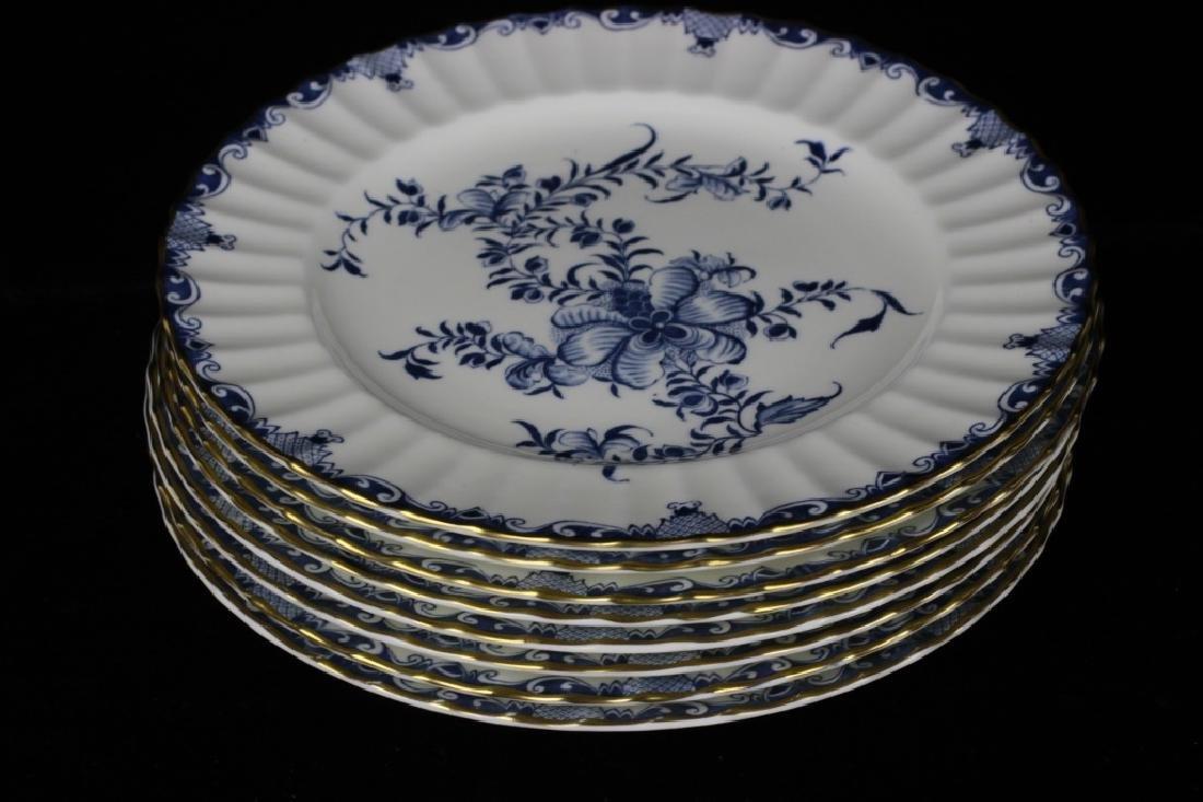 Set of 8 Royal Worcester Plates - 8