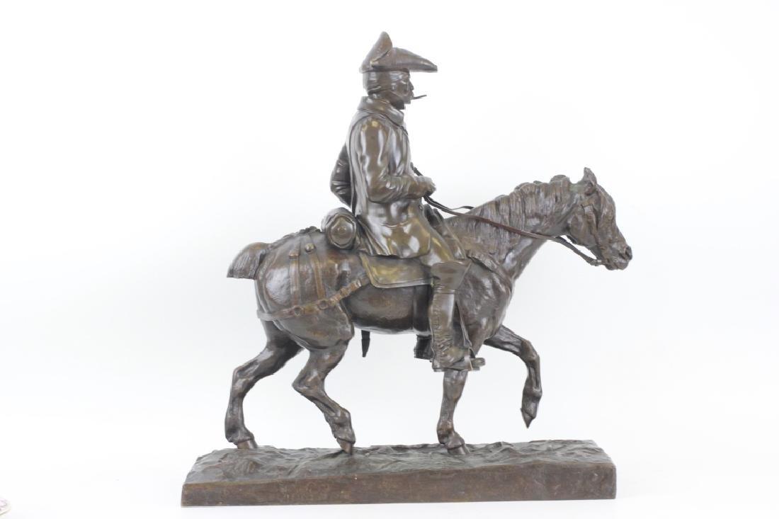 Emmanuel de Sainte Colombe (1829-1886) Bronze - 2