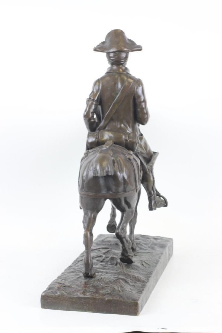 Emmanuel de Sainte Colombe (1829-1886) Bronze - 4