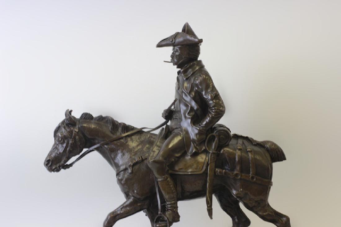 Emmanuel de Sainte Colombe (1829-1886) Bronze - 5