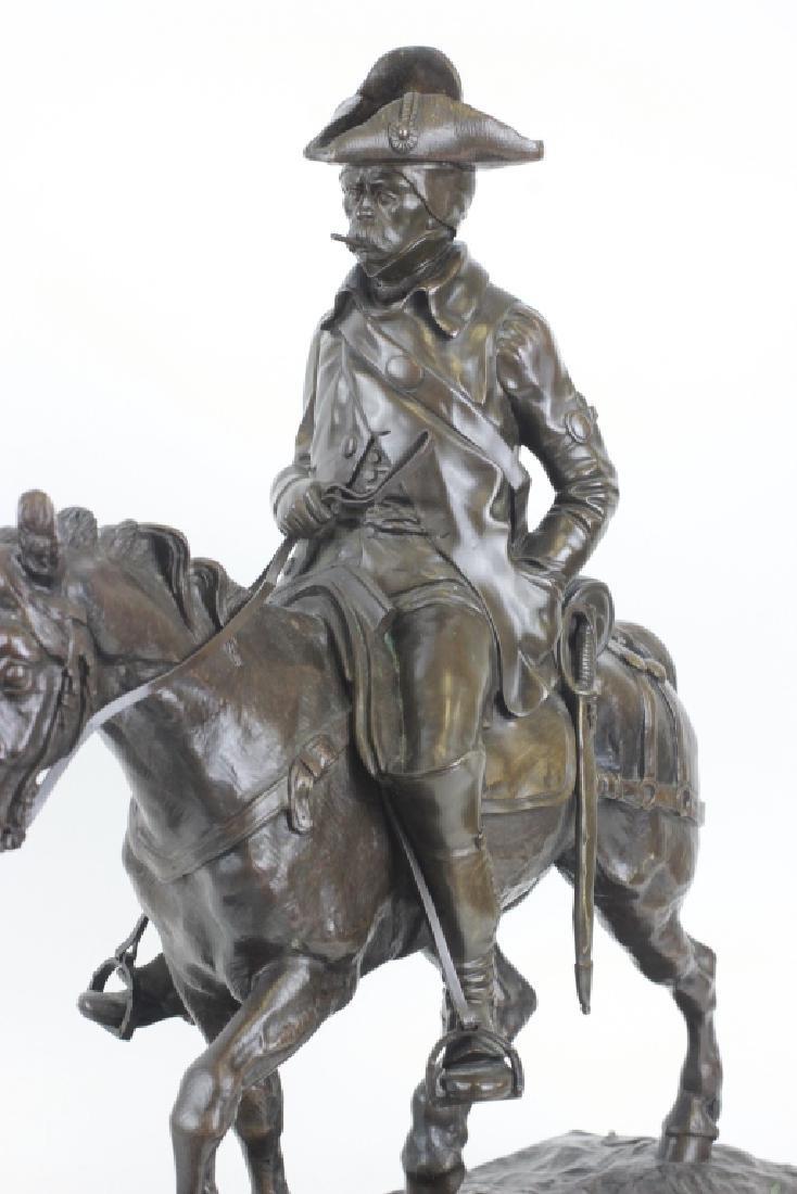 Emmanuel de Sainte Colombe (1829-1886) Bronze - 9
