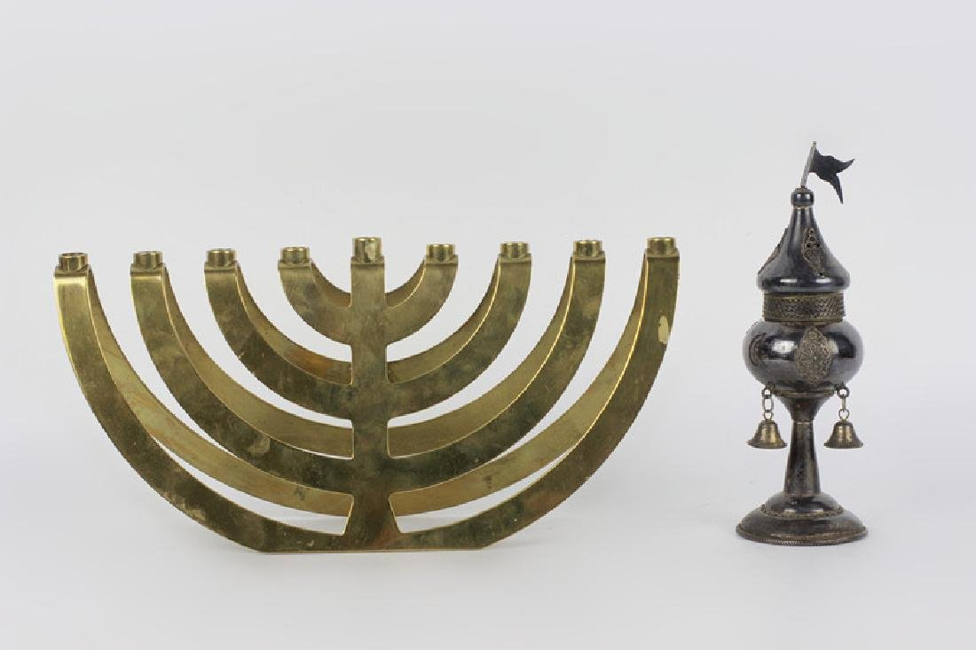 2pc Judaica Lot