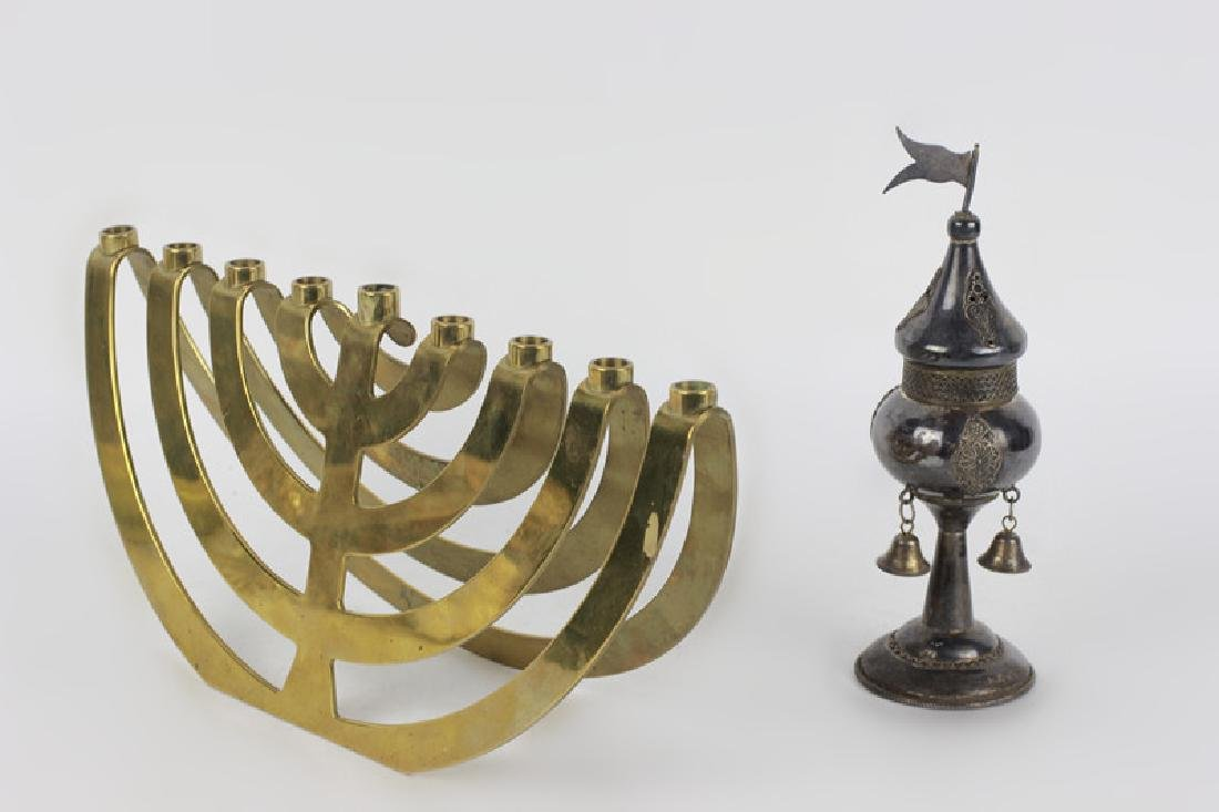 2pc Judaica Lot - 2