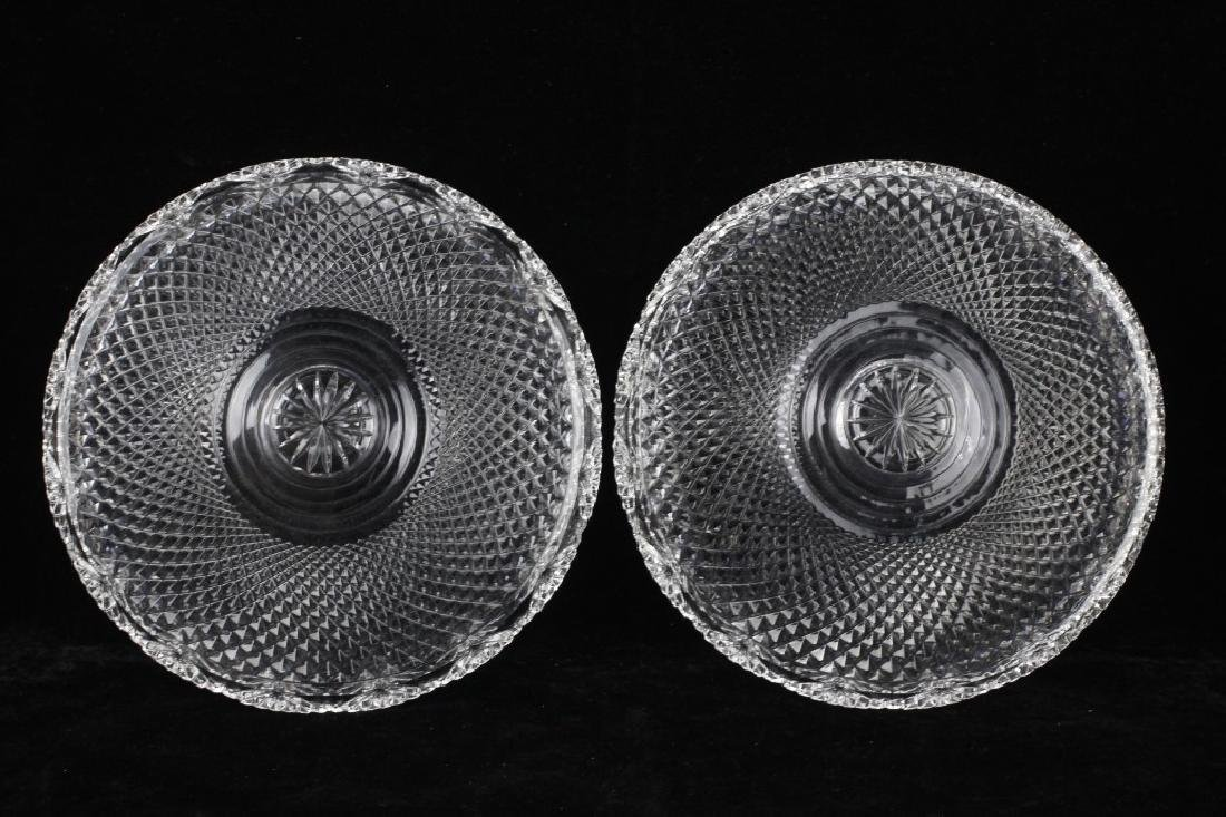 Pair of French Silver Odiot Compotes - 6