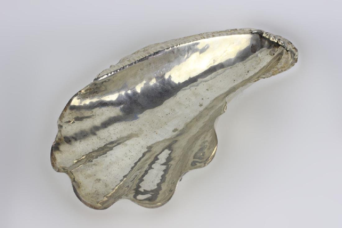 Cartier Sterling Silver Oblong Shape Footed Bowl - 4