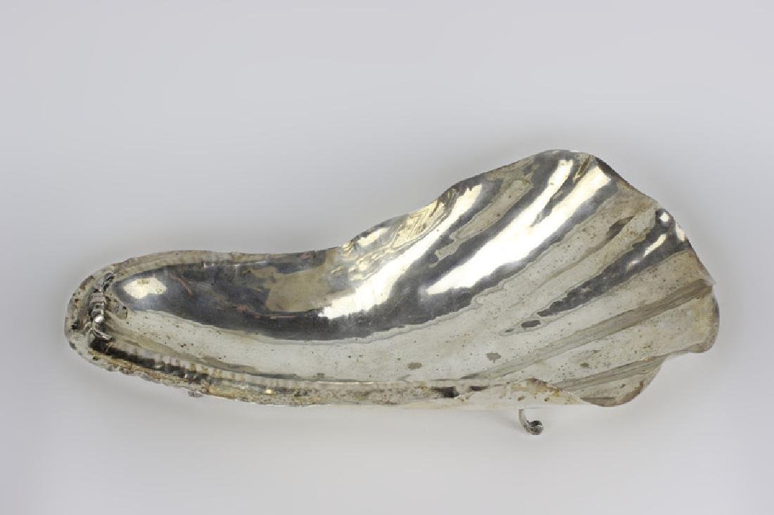 Cartier Sterling Silver Oblong Shape Footed Bowl - 5