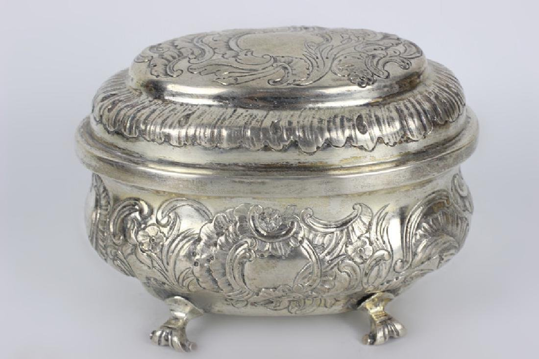 18thc German Berlin Silver Box