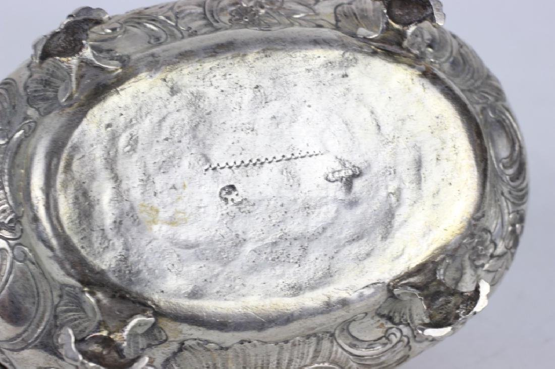 18thc German Berlin Silver Box - 6