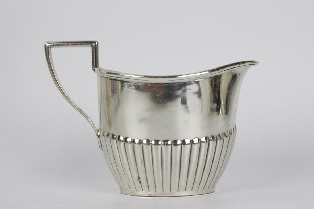 English Sterling Silver 3pc Coffee Set - 3