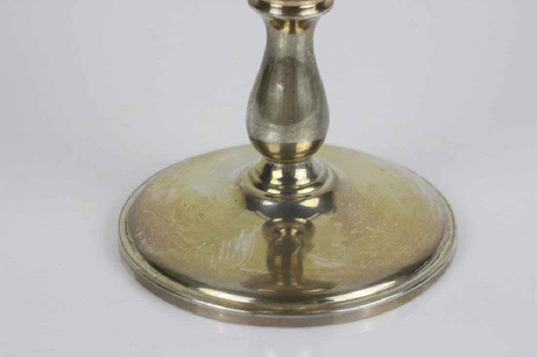 Sterling Silver Kiddush Cup - 3