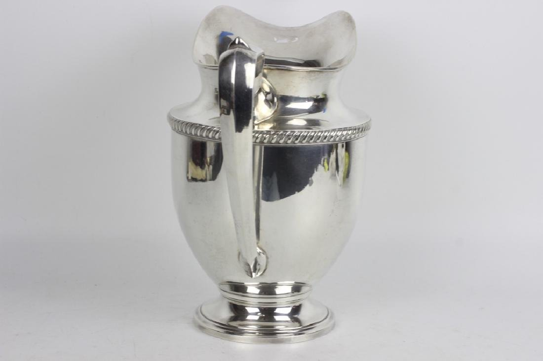 Fisher Sterling Silver Water Pitcher - 8