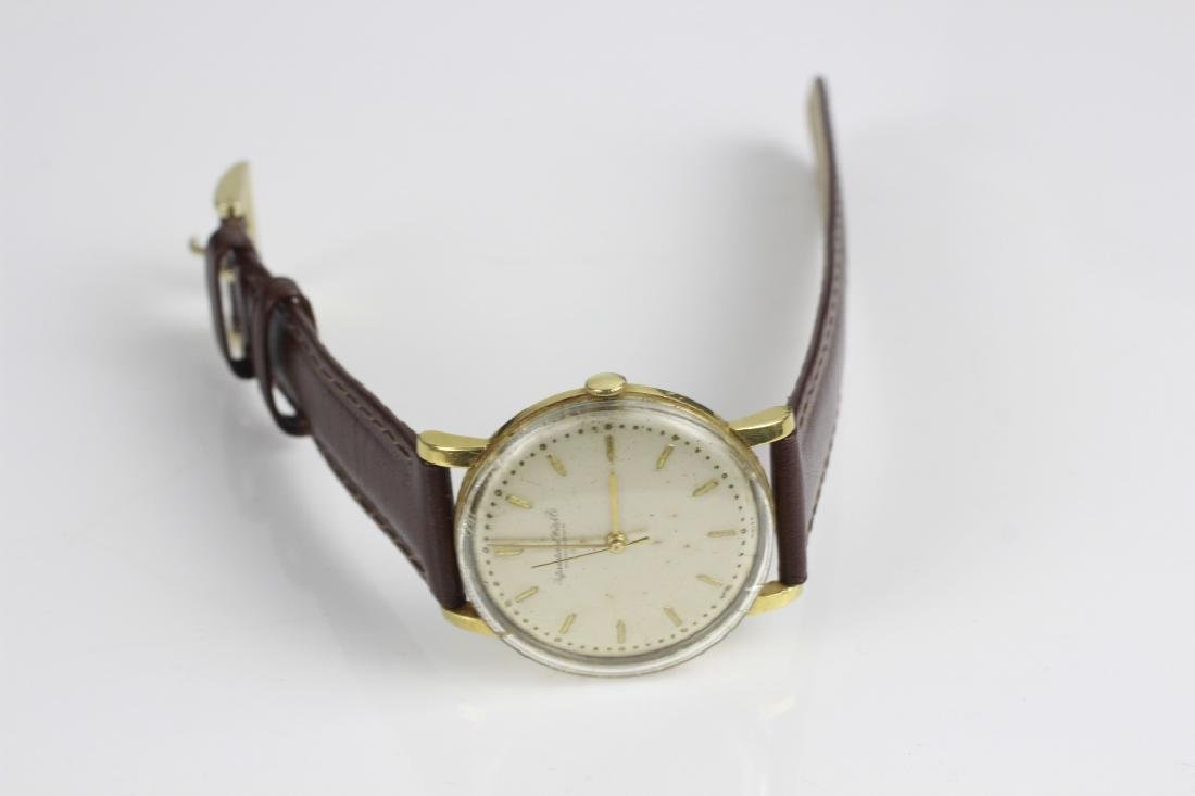 18k Gold  IWC Schaffhausen Men's Watch - 6