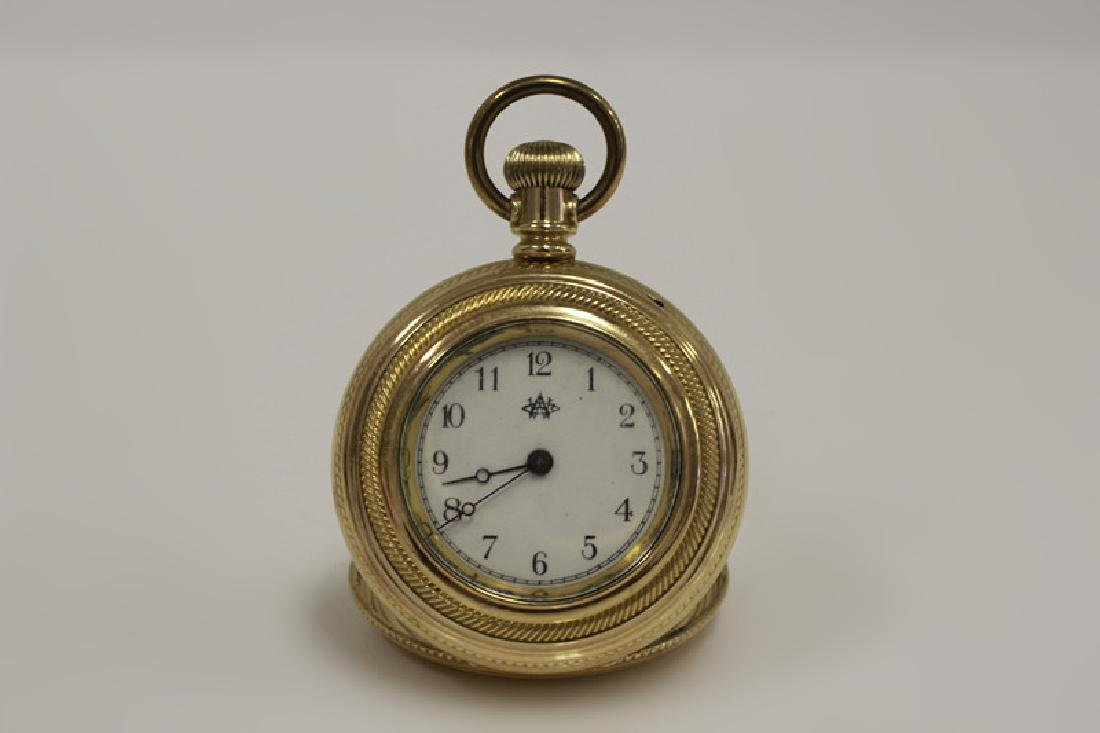 American Watch Co. Small Pocket Watch