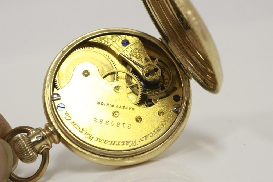 American Watch Co. Small Pocket Watch - 2