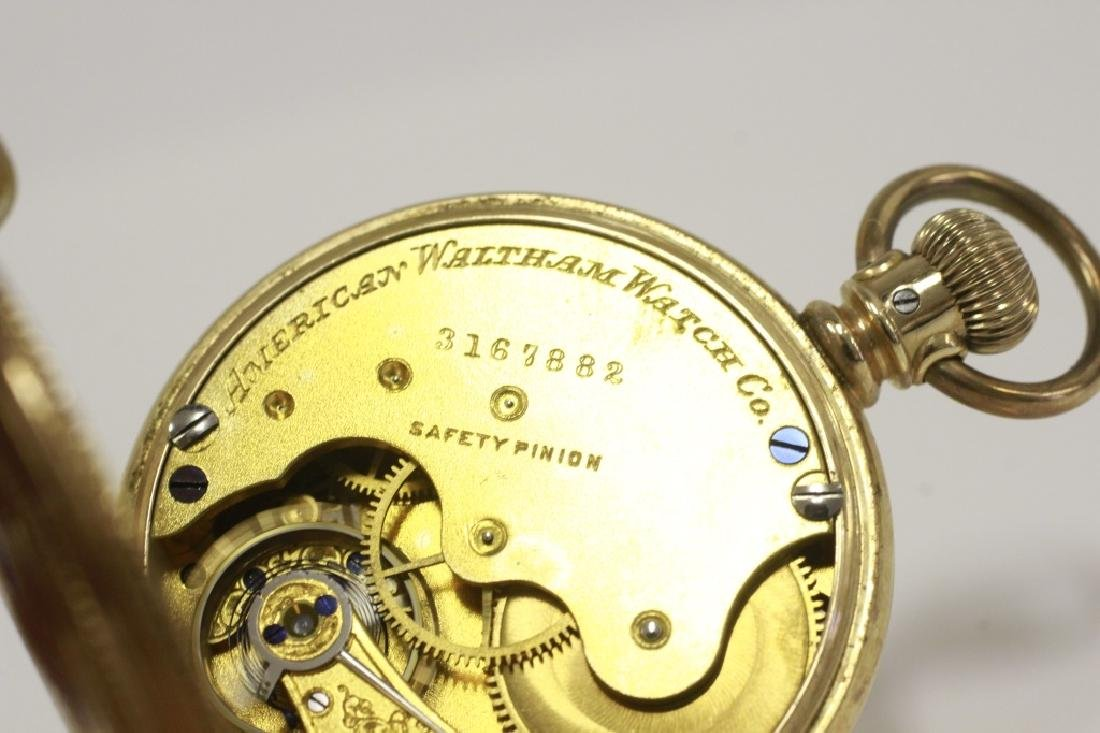 American Watch Co. Small Pocket Watch - 3