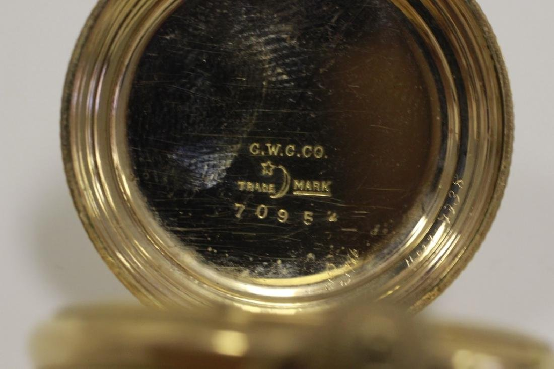 American Watch Co. Small Pocket Watch - 4