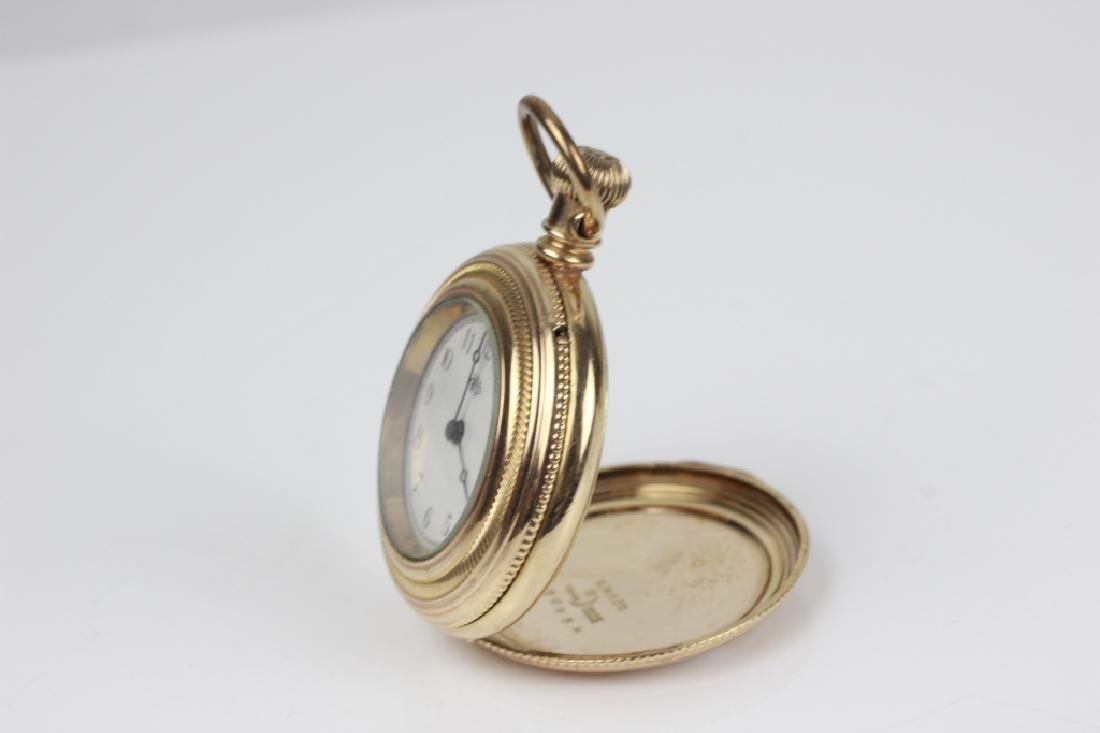 American Watch Co. Small Pocket Watch - 8