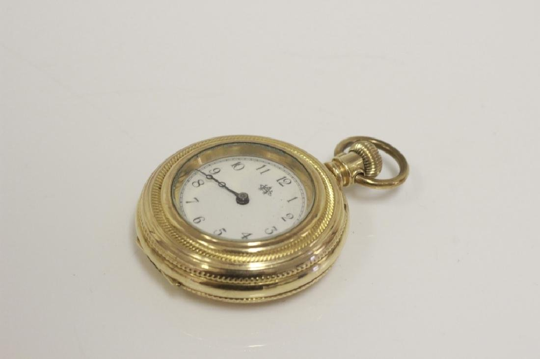 American Watch Co. Small Pocket Watch - 9