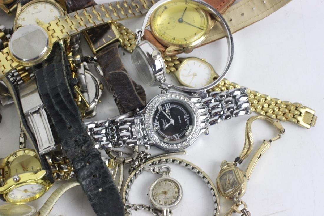Large Lot of Mens & Womens Watches - 5