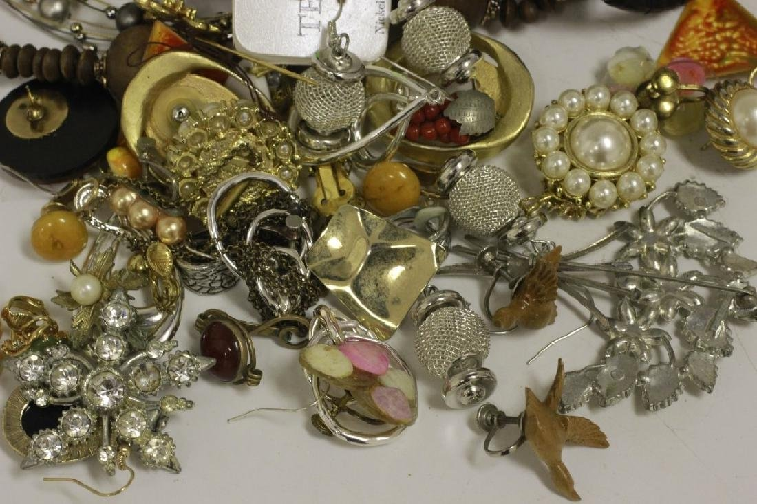 Very Large Lot of Costume Jewelry - 2