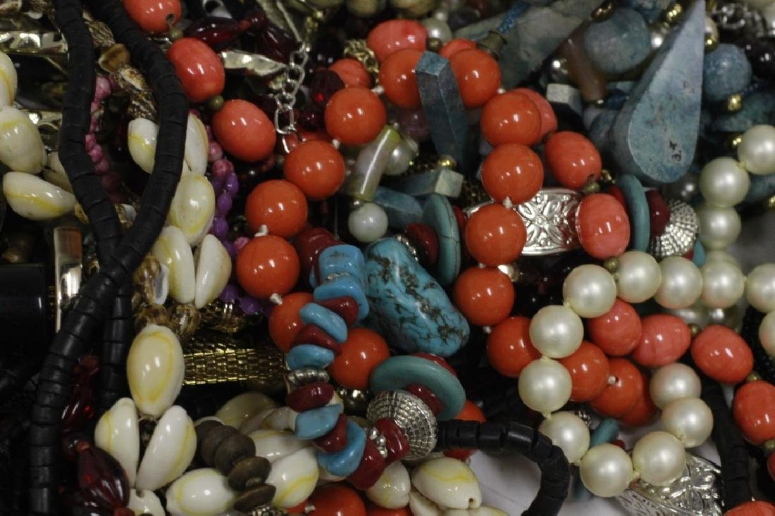 Very Large Lot of Costume Jewelry - 3
