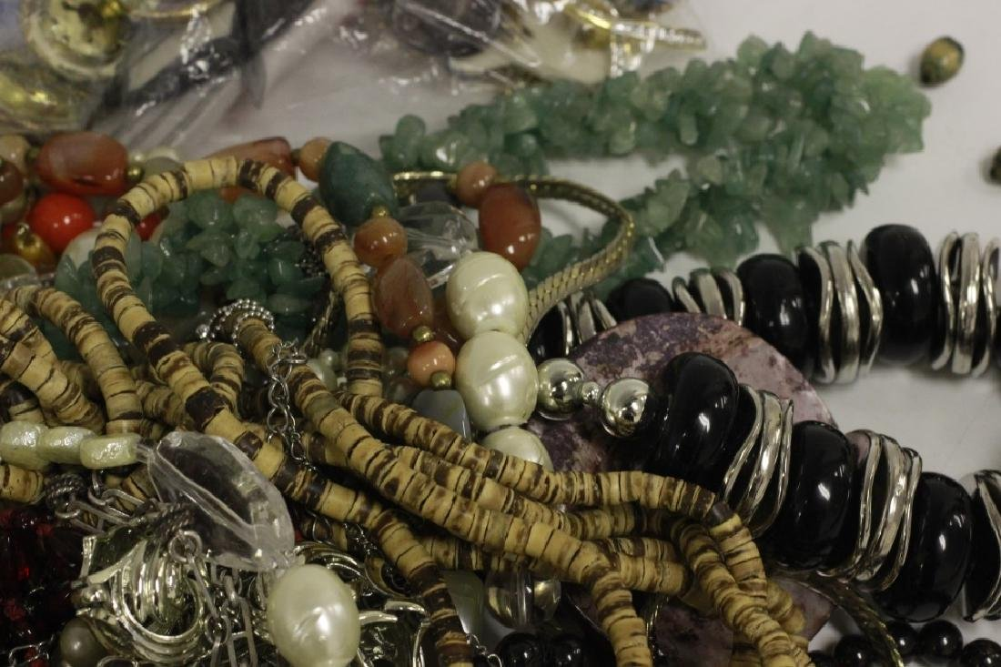 Very Large Lot of Costume Jewelry - 4