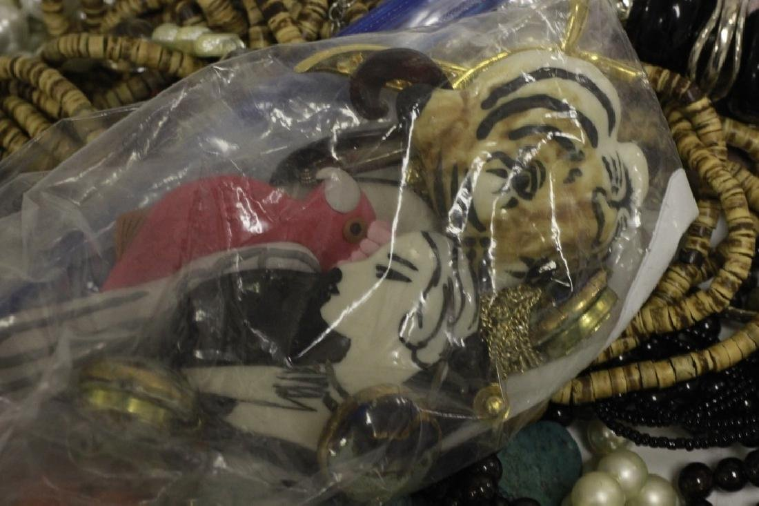 Very Large Lot of Costume Jewelry - 5