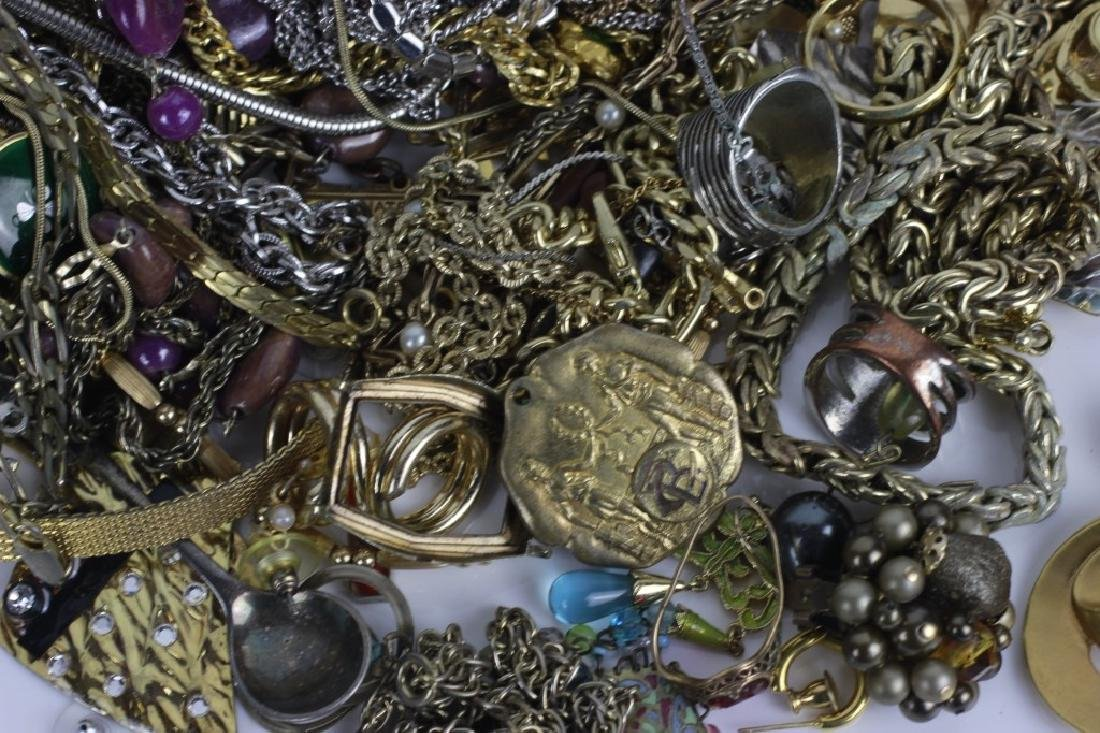 Large Lot of Costume Jewelry - 6