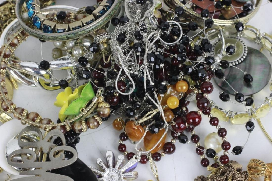 Large Lot of Costume Jewelry - 4