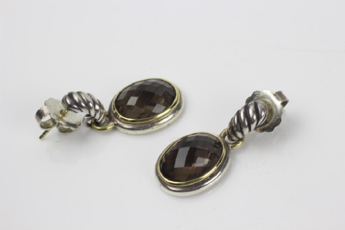 David Yurman 3pc Lot of Sterling Jewelry - 9