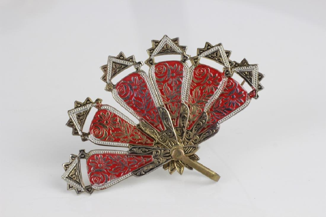 Group Lot of Vintage Pins/Brooches - 2