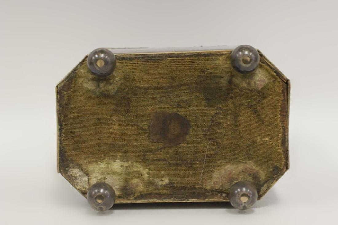 19thc English Tea Caddy - 7