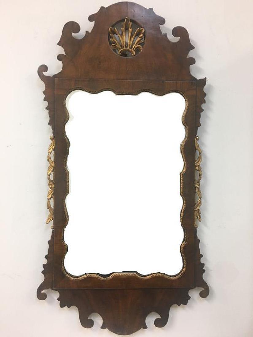 18thc American/English Mirror