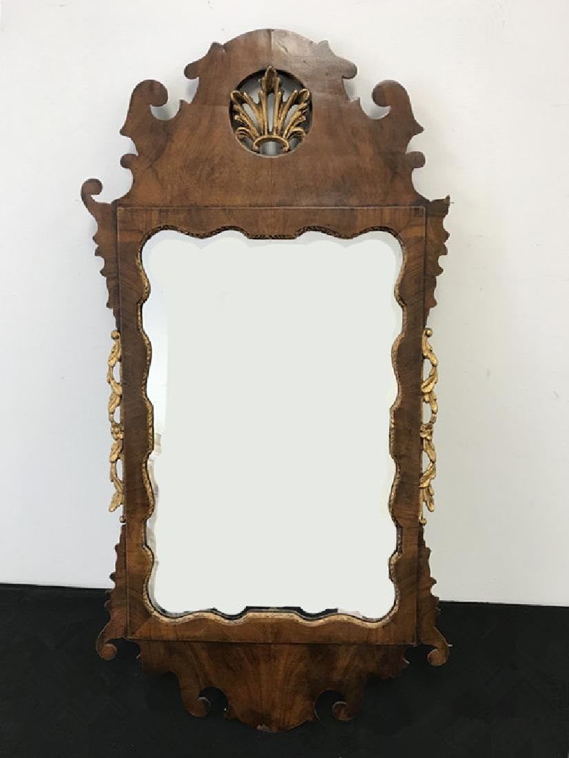 18thc American/English Mirror - 2