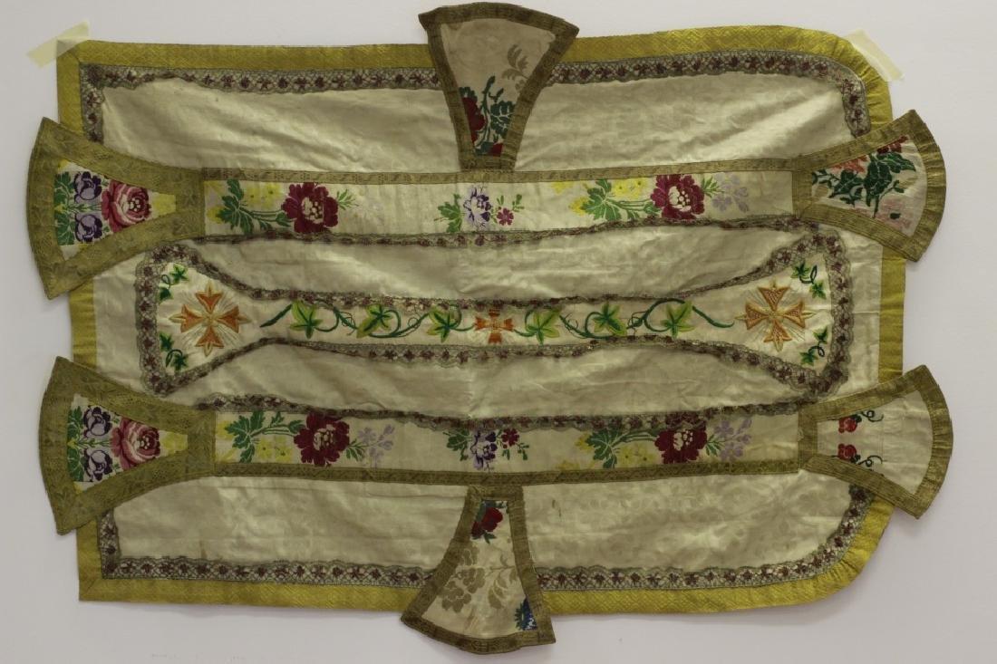 Antique Church Garment, Hand Made