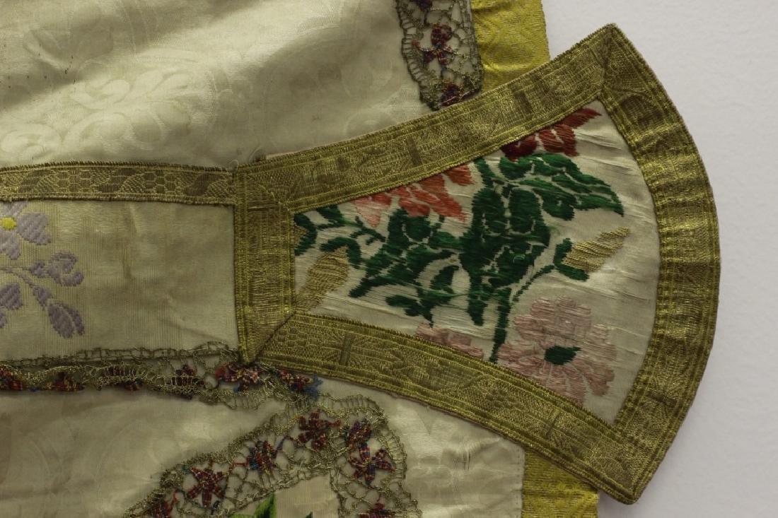 Antique Church Garment, Hand Made - 2