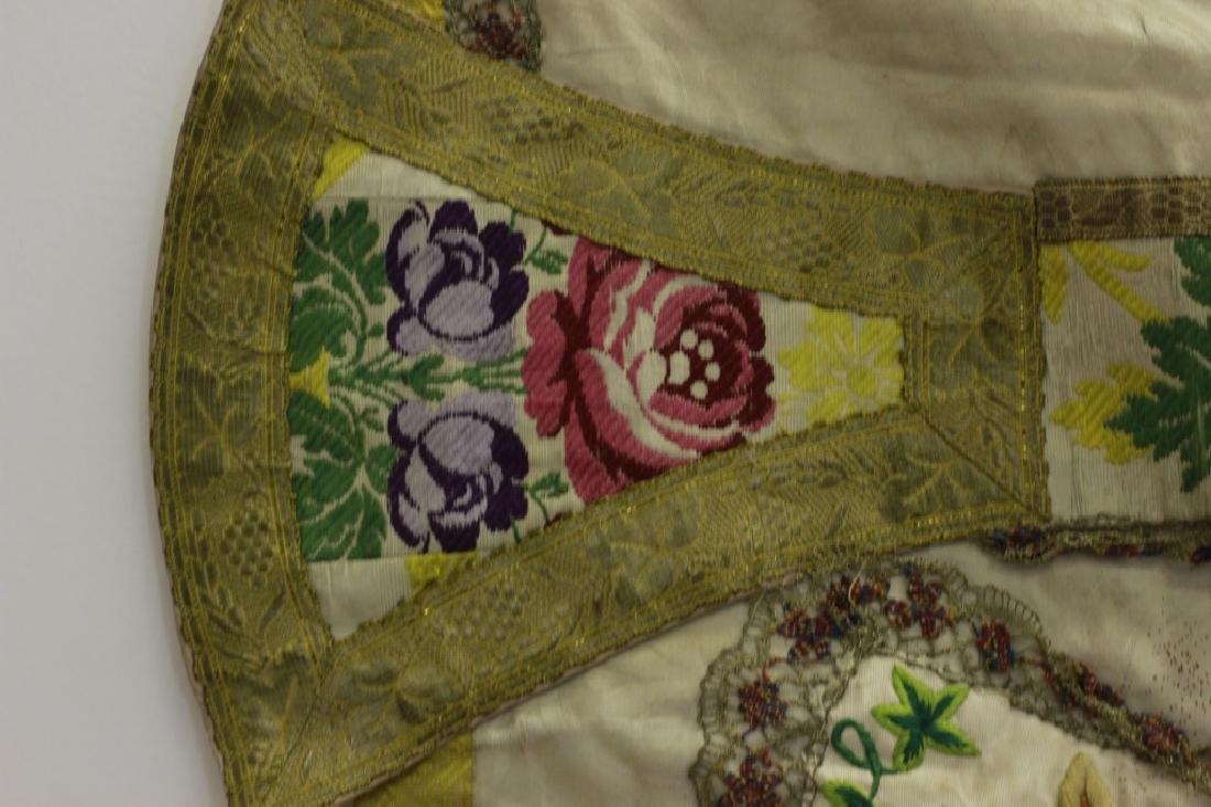 Antique Church Garment, Hand Made - 4