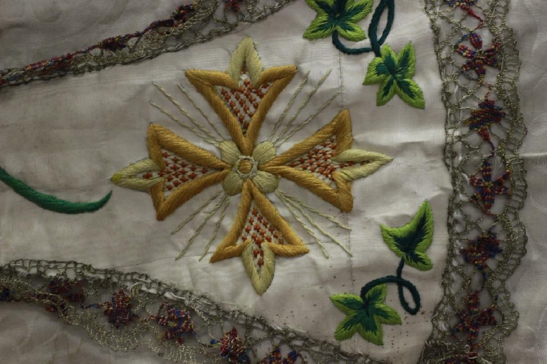 Antique Church Garment, Hand Made - 6