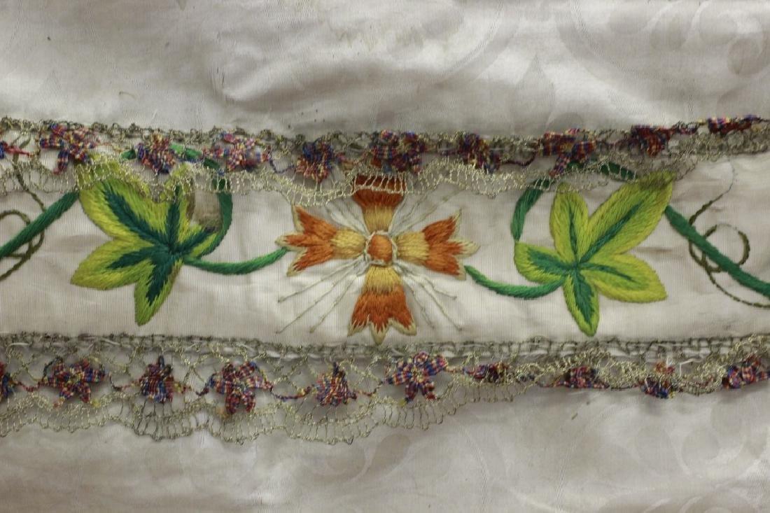 Antique Church Garment, Hand Made - 7