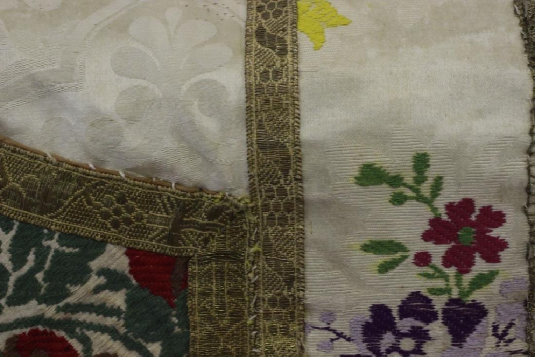 Antique Church Garment, Hand Made - 9
