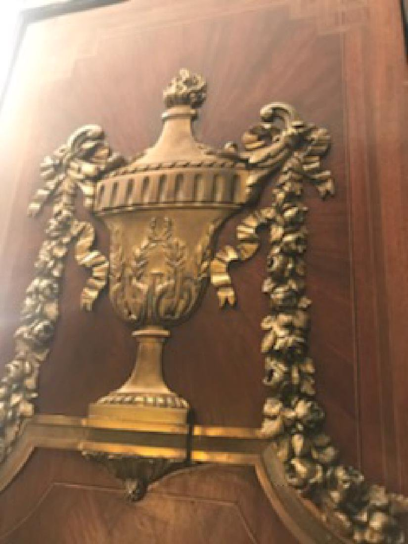 Late 19thc Early 20thc French Armoire - 8