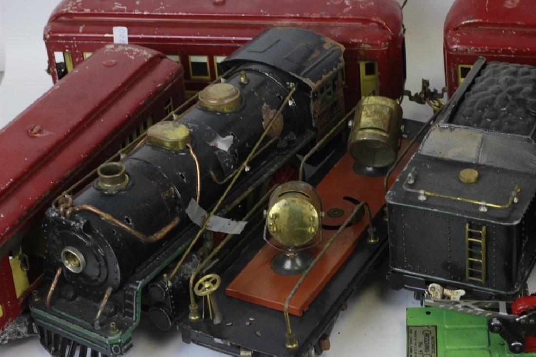 Large Lionel Train Set - 2