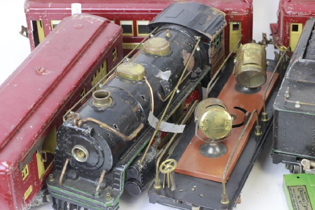 Large Lionel Train Set - 6
