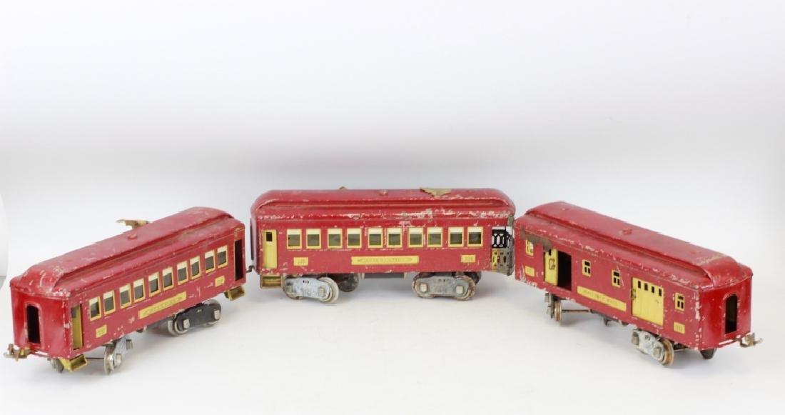 Large Lionel Train Set - 9